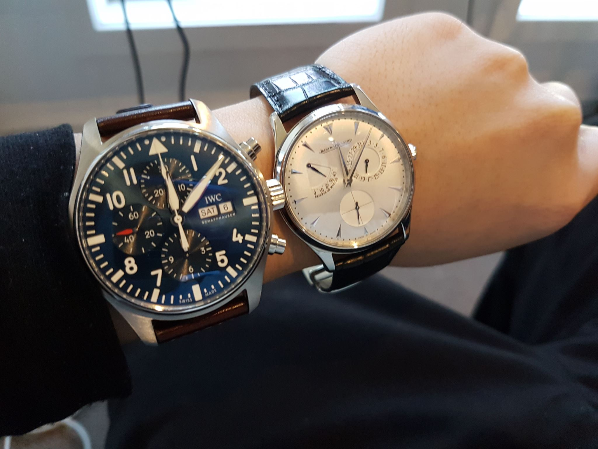 IWC Comparsion