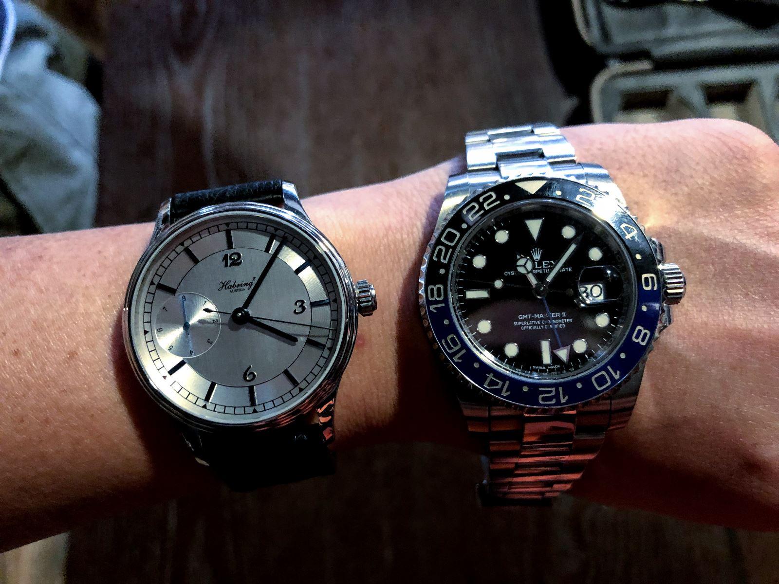 GMT Rolex