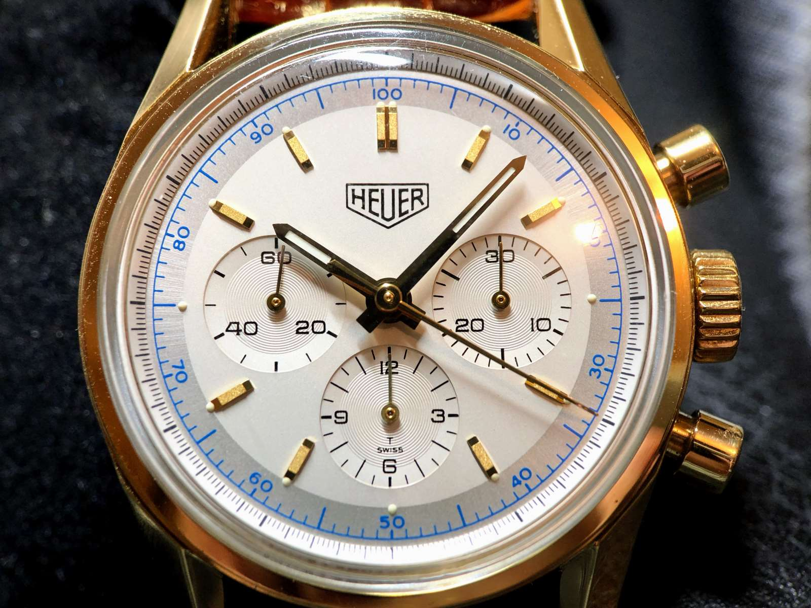 Loupe System Tag Heuer