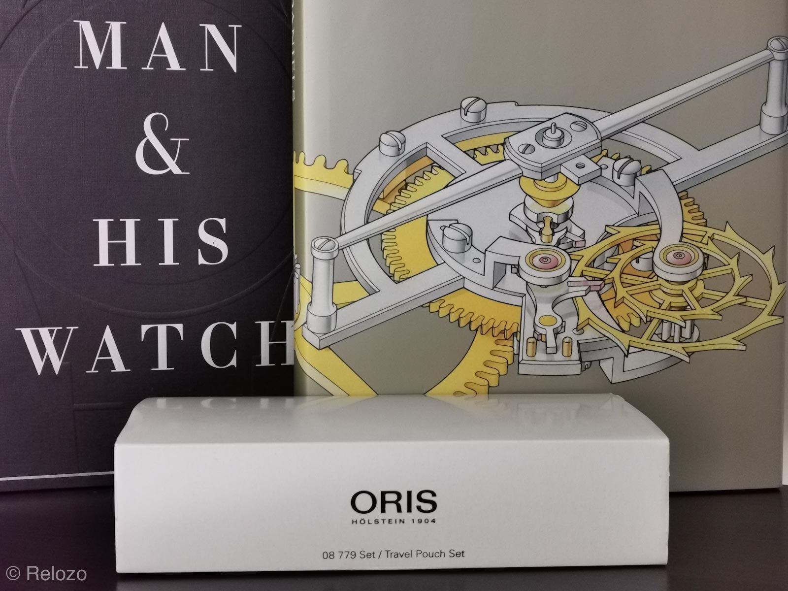 Oris Momotaro Box
