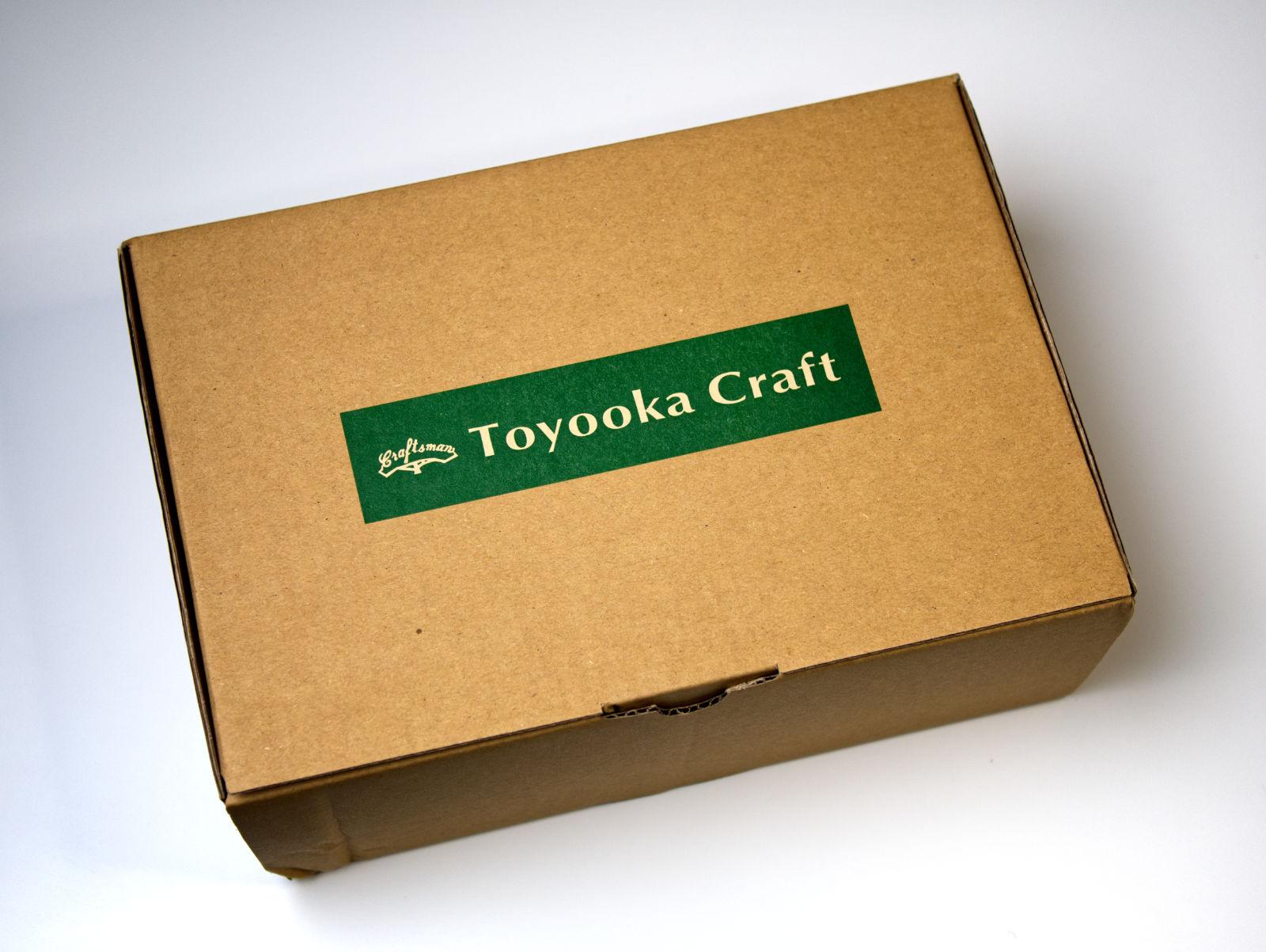 Toyooka Craft Watch Box Bubble Wrap