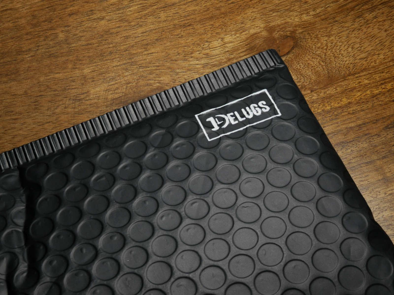 Delugs Straps Padded bag